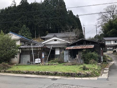 Sonobe Takei Old house