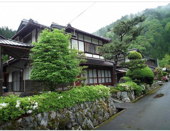 Nantan Miyama Shimo Old house