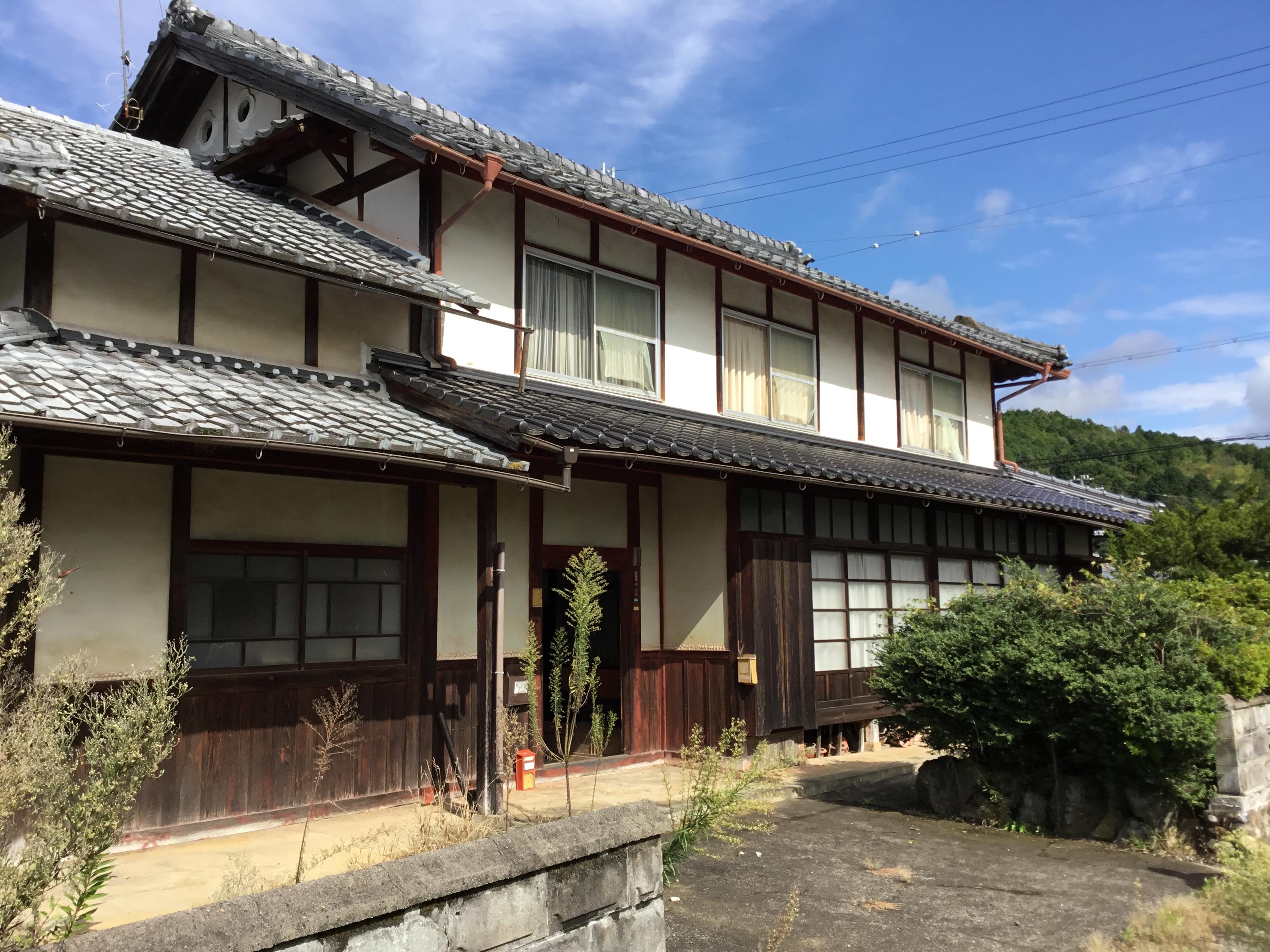 Fukuchiyama Kawagita Old house