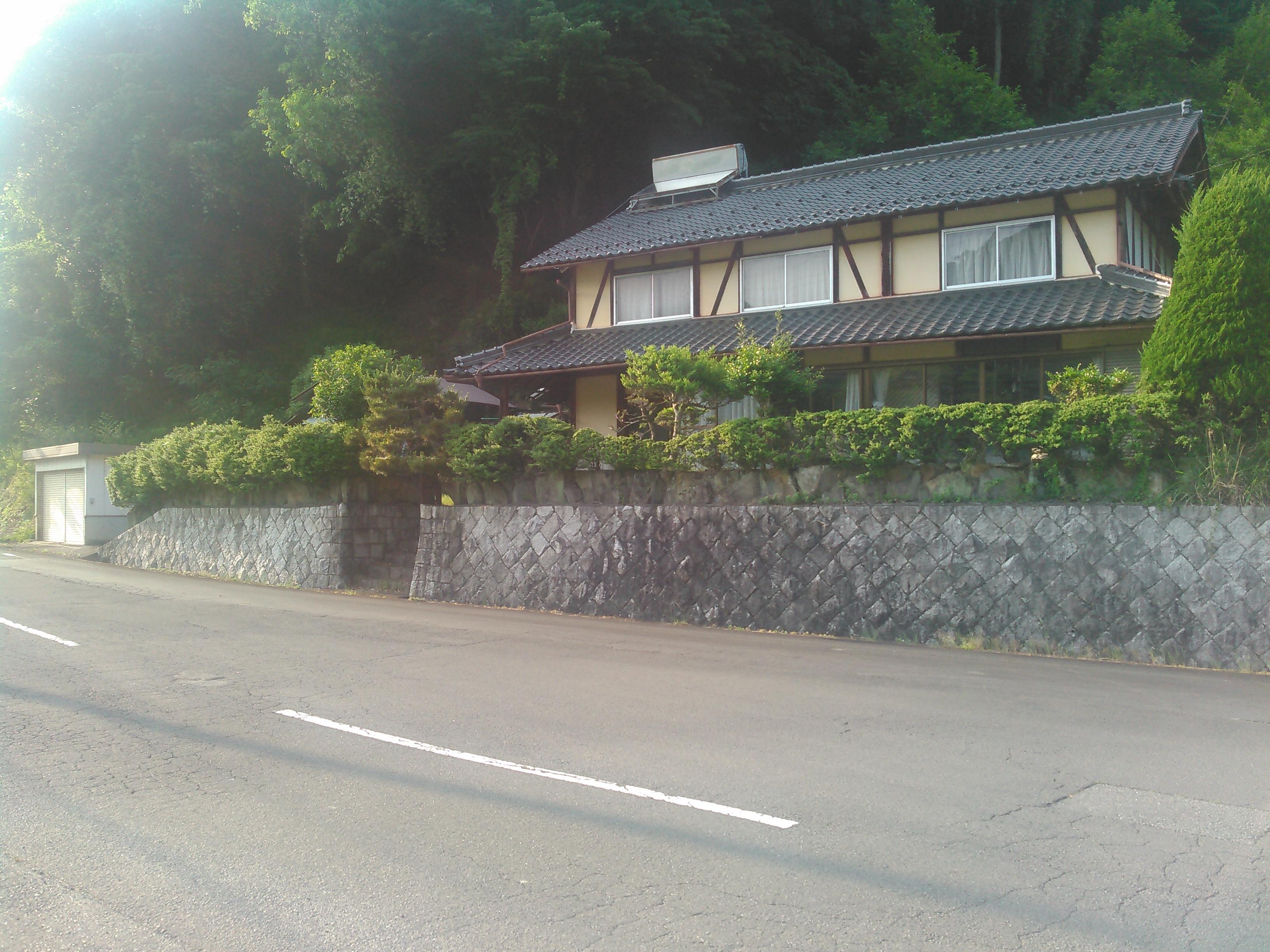 Fukuchiyama Oro Old house
