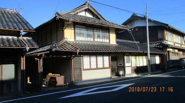 Yosano Sansho Old house