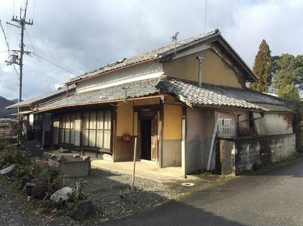 Nantan Yagi Minamihirose Old house