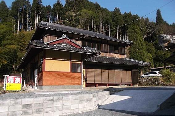 Nantan Miyama Morisato Old house