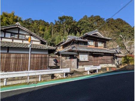 Kameoka Chiyokawa Kawazeki Old house