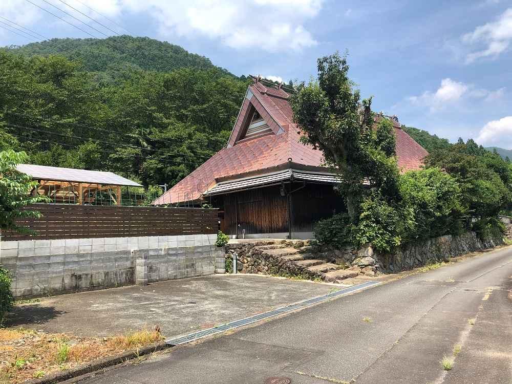 Kyotanba Shinohara Old House